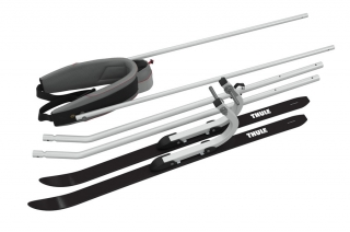 Lyžařský set Thule Chariot Cross-Country Skiing Kit